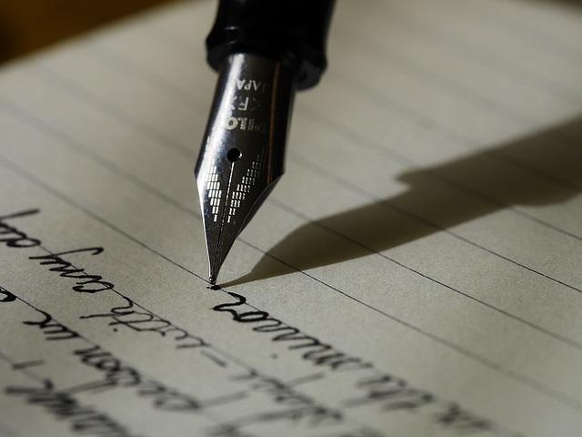 Handschrift verbeteren